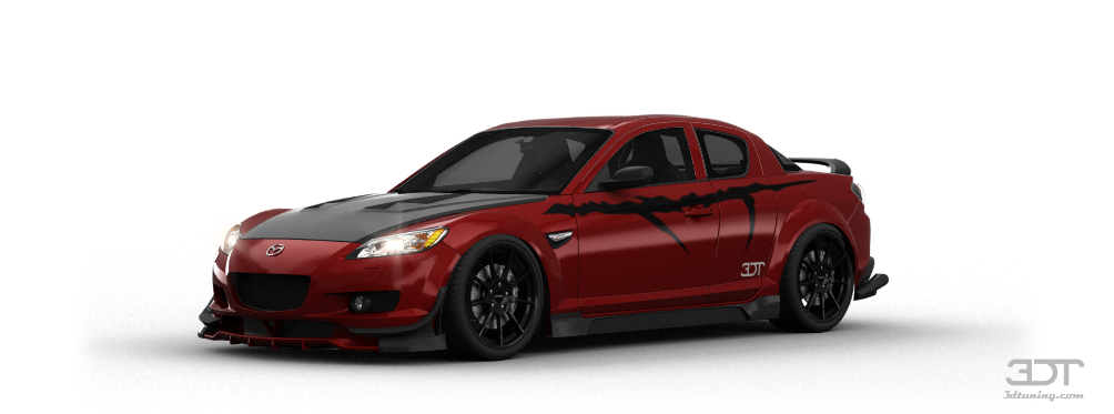 mazda rx 8 r3 coupe 2011 tuning. Black Bedroom Furniture Sets. Home Design Ideas