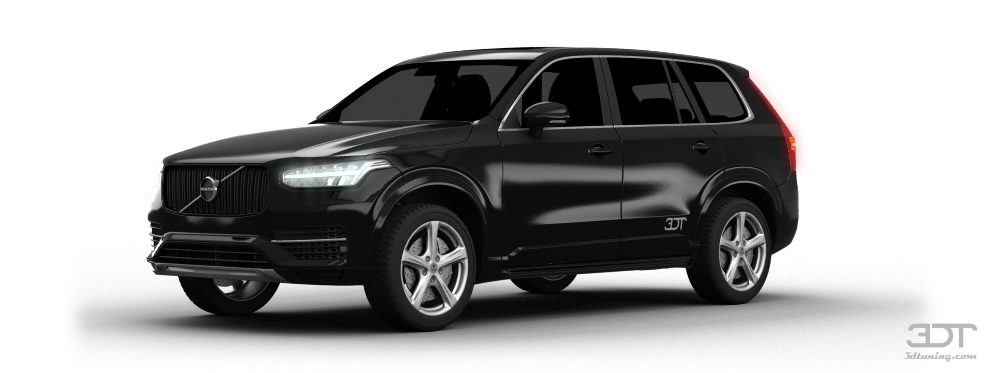 Coming Soon Volvo XC90'15