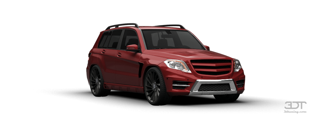 3DTuning of Mercedes GLK class SUV 2013 3DTuning.com ...