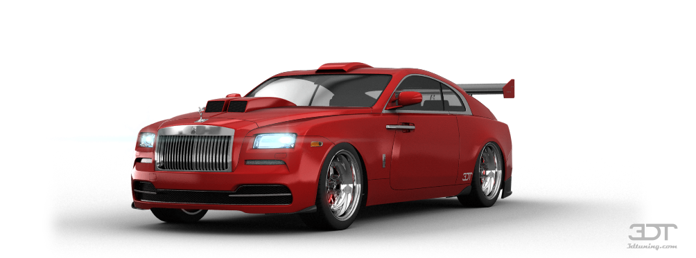 Coming Soon Rolls Royce Wraith'14