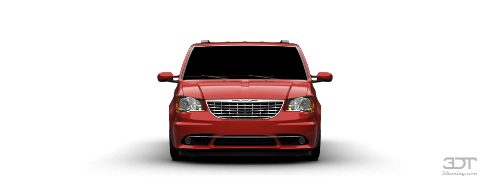 Chrysler Town and Country'08