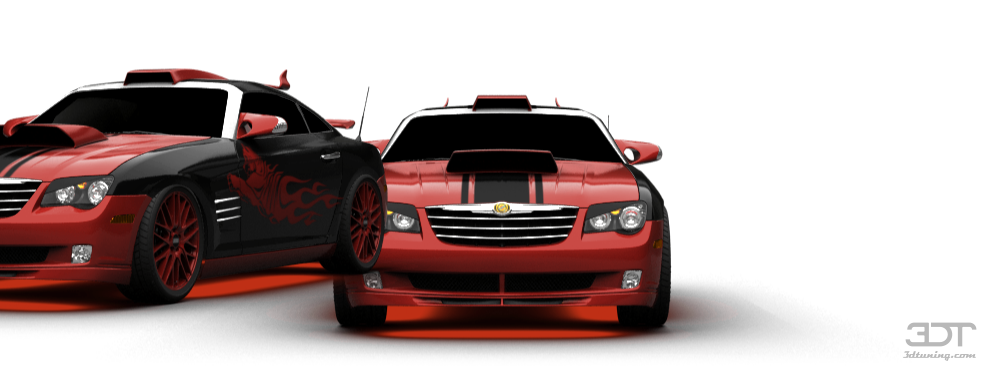 3dtuning Of Chrysler Crossfire Coupe 2007 3dtuning Com