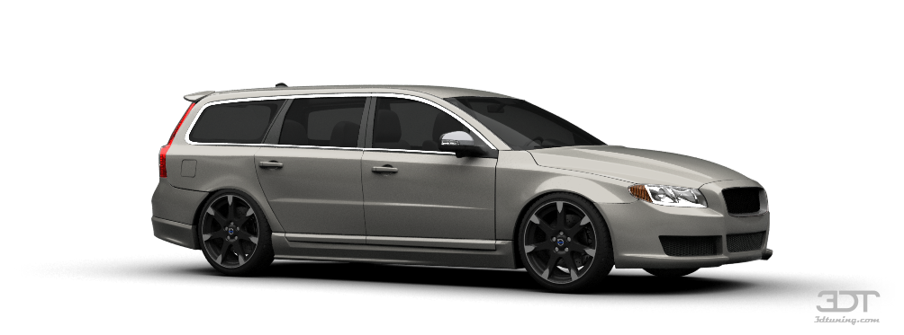 3DTuning of Volvo V70 Wagon 2011 3DTuning.com - unique on ...