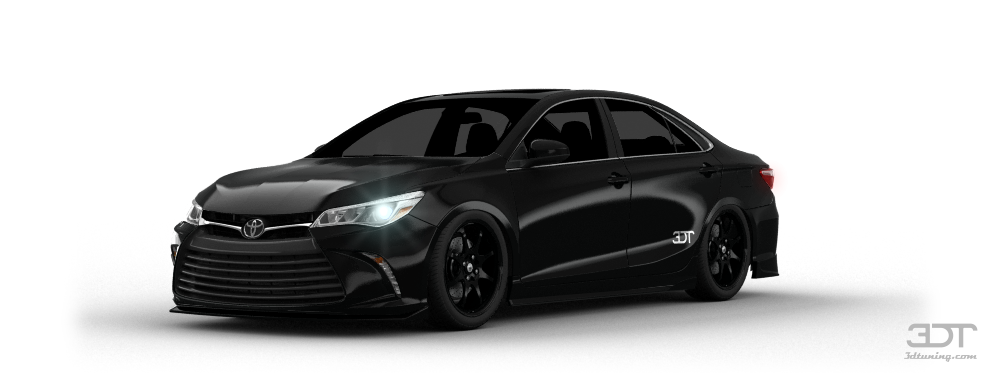 3dtuning Of Toyota Camry Sedan 2015 3dtuning Com Unique