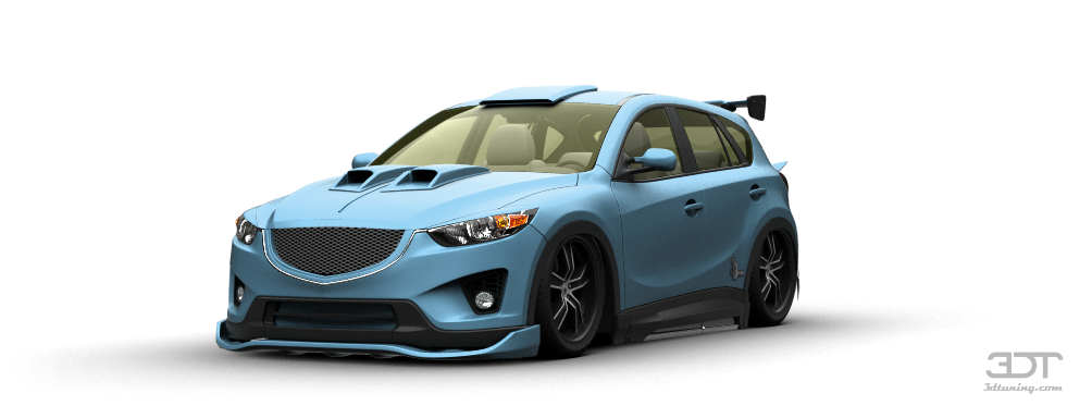 3dtuning Of Mazda Cx 5 Crossover 2013 3dtuning Com