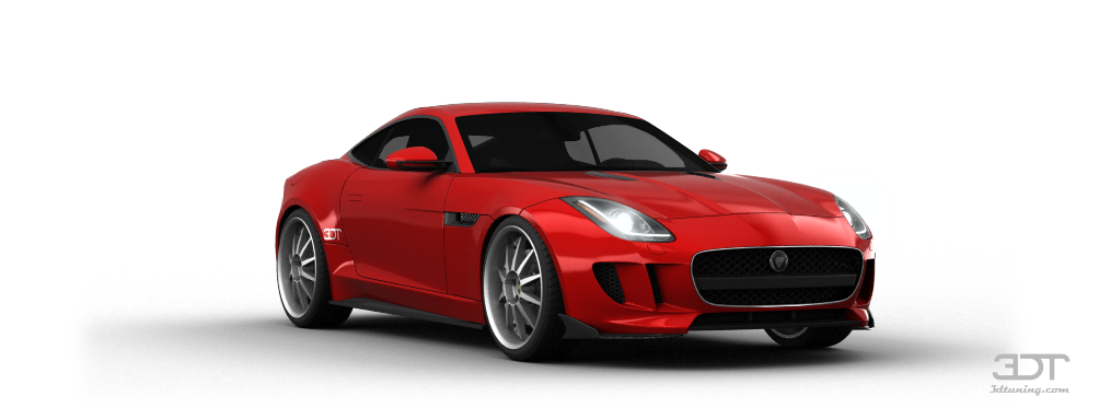 Jaguar F-Type Coupe 2011 tuning