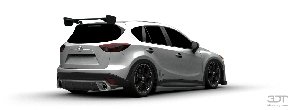 Mazda Cx 5 Crossover 2013 Tuning